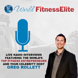 Isaac Ho World Fitness Elite Radio Interview