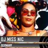 """DJ Miss Nic presents """"Hamburg Floorward"""" 047 for Casafonda Radio"""