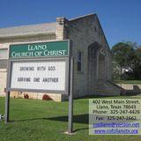 LlanoChurchofChrist