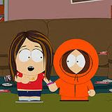 The South Park Posse & Kenny