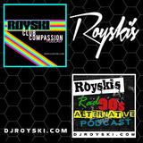 Club Compassion #28 (Jessica vs. KM Valentine's Mix)  – Royski