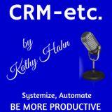 CRM-etc. Podcast with Kathy Ha