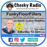 Kevin 'Lashes' Hawkins Funky Floor Fillers Show 10