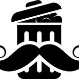 Mustache Trash