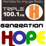 Generation Hope on Triple H