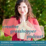 Creative Grasshopper Podcast