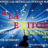 ALMA ROLDAN EN LAS ROMANTICAS DEL DON EN LA EXITOSA DE RADIANTV 11-07-17
