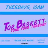 Tor Baskett, Tone Your Tuesday, 06.01.15: Migrant Birds & Lyrical Dialer