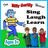 Episode27 -The Boy Who Cried Wolf — Billy Gorilly sings his FIVE SENSES song