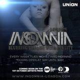 Steven Geller  - Insomnia Launch Party