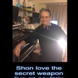 Shon Love The Secret Weapon on SoulMix-Radio 05/09/17