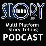 Ep11: The Multi Platform Story Ecosystem: Brian Seth Hurst: StoryLabs & Screen Australia Clinic