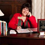 Special Guest Julie Lenzer Kirk