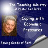 Coping With Economic Pressures