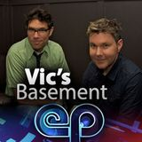 Vic's Basement with Special Guest Elias Toufexis