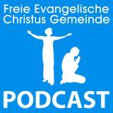 Freie Evangelische Christus Ge