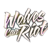 The White Wolf Trilogy Part I - Wolves Can Riot Winter Set