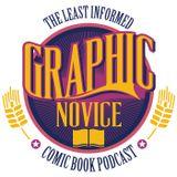 Graphic Novice Comic Book Podc