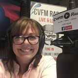 Anne Woodcock CVFM Radio