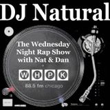 "DJ Natural: ""Wednesday Night Rap Show"" @ WHPK; 1997"