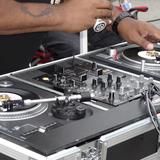 hip hop dj colinjaye on the suffle mats