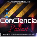 #32 | El fin del Mundo, Lucifer, El poder de las Imagenes, Latin Podcast Awards | ConCiencia Podcast