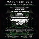 Twinsound Composit Promo (Laidback Luke 8th March Victoria Warehouse)