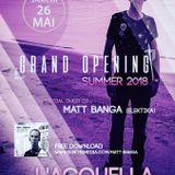 MATT BANGA - TECH SESSION VOL 2 WINTER 2017