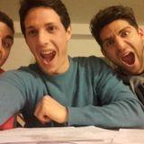 Trio tre minuti - puntata n.1 - radio heliantus - 2015