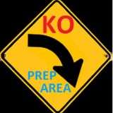 KO to Prep Area