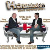 Haunted 911 Radio Show - Ross Lee - Halloween Special