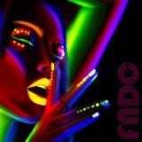 Friday night disco club