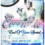 ECCENTRIC THE END OF YEAR SPECIAL @ REVOLUTION SAT 28TH DECEMBER 07572680051