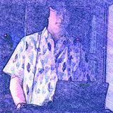 DJ Cactus Blue