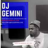 DJ GEMINI LIVE ON 93.9 WKYS 2-18-2020 (NOON)