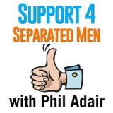 Support For Separated Men's Po