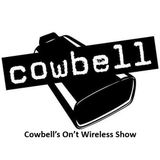 Ed on Cowbell Radio 9th September 2017