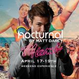 Nocturnal 644 - Chicago 10th March - Matt Darey in 3D