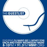 The Guestlist Radio Show