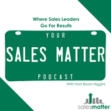 Your Sales Matter