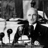 Radio address to the American people after the signing of the terms of unconditional surrender by Ja