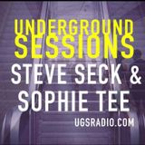 The Friday Night Project. Steve Seck and Sophie Tee.15th November