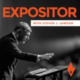 Expositor with Dr. Steven J. L