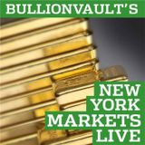 BullionVault's New York Market