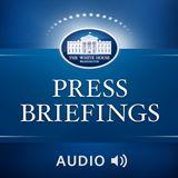 White House Press Briefings (A