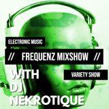 Ep#28: FrequenZ Mixshow by DJ Nekrotique feat. DJ VEINE 3.18.19