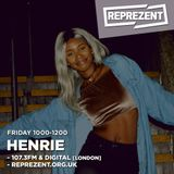 Afternoons With Henrie! Reprezent Radio 107.3FM (10/09/13)