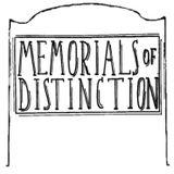 Memorials of Distinction