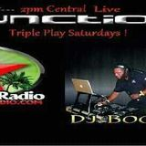 CRAZY PON THE MIX DJ BOOM BOSTIC TALK NAH !!!!!!!!!!!