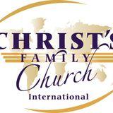Christ's Family Church Interna